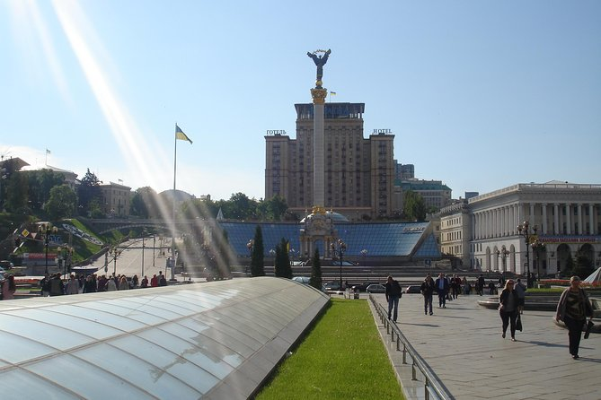 Sightseeing tour of Kyiv