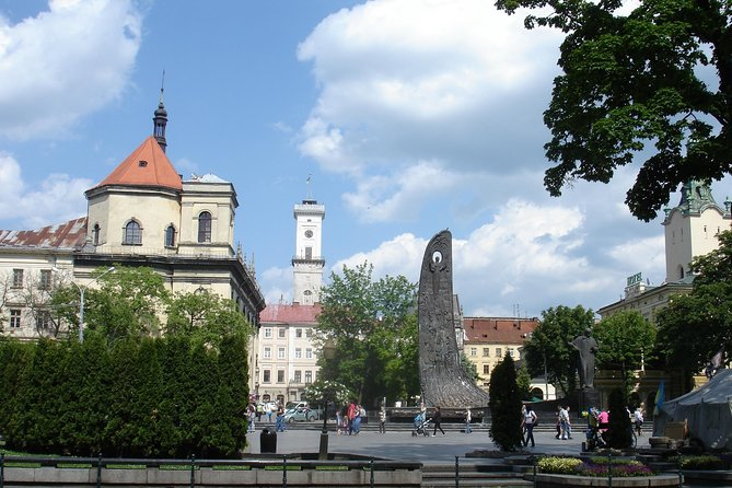 Half-Day Sightseeing Tour of Lviv