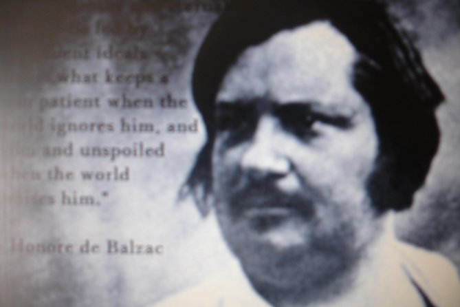 Private Tour: Honoré de Balzac in Berdychiv from Kyiv