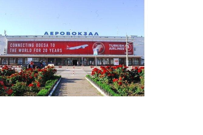 Odessa International Airport (ODS)