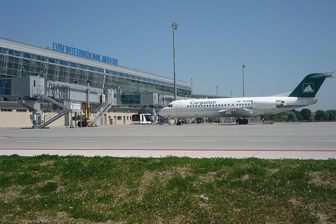 Lviv International Airport (LWO)