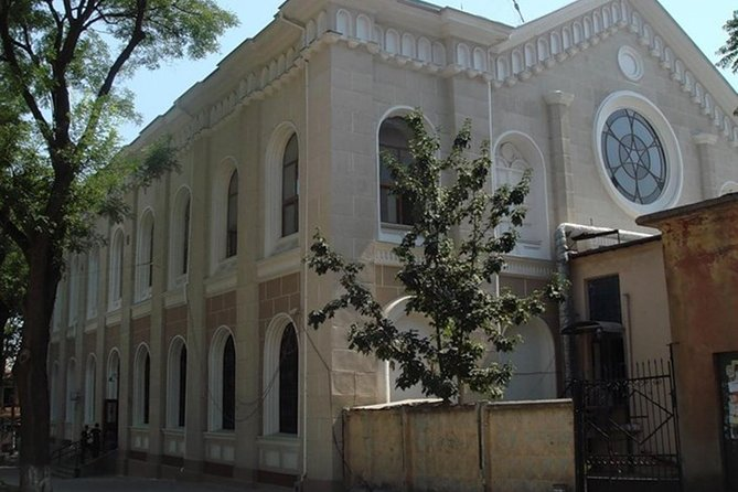 Synagogue in Odessa