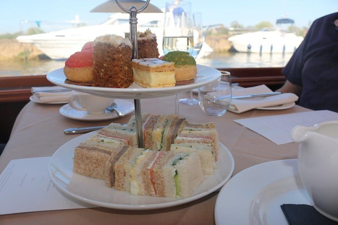 Afternoon Tea Cruise from Windsor