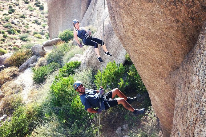 Scottsdale Rappelling Adventure