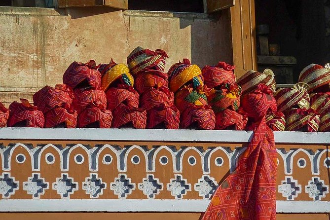 A trail through Jaipur with 'sculptors' of the local culture