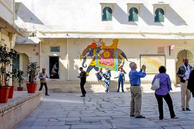 A Heritage Walk Through The Lanes Of Udaipur