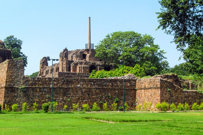 Dive into the history of the fascinating citadel - Feroz Shah Kotla photo 1