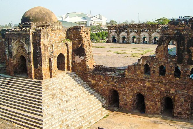 Dive into the history of the fascinating citadel - Feroz Shah Kotla photo 3