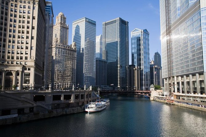 Chicago City Tour And Chicago River Cruise 2019