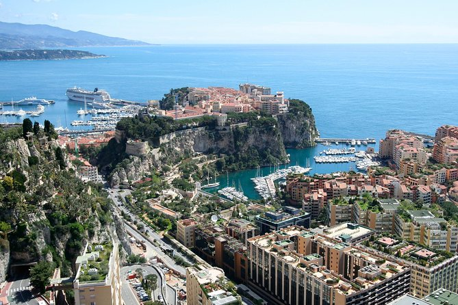 shore excursion Eze and Monaco private Group Tour from Villefranche photo 1