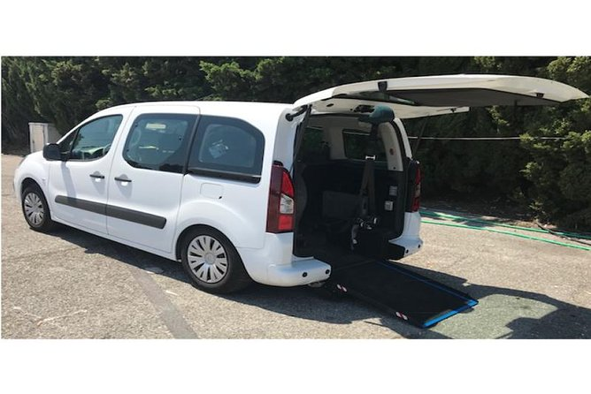 Disability & Mobility Private Transfer FROM Nice to Nice Airport
