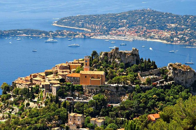 PRIVATE Full-Day Guided Tour of the French Riviera from Nice