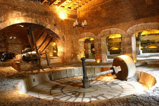 Old factory of casa Herradura