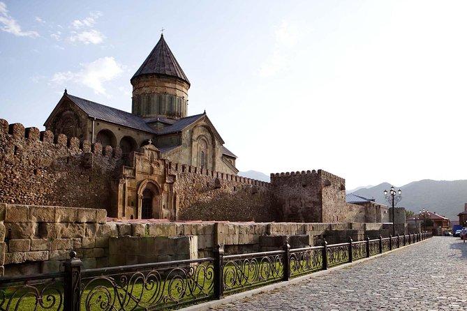 Half-Day Private Tour Mtskheta from Tbilisi