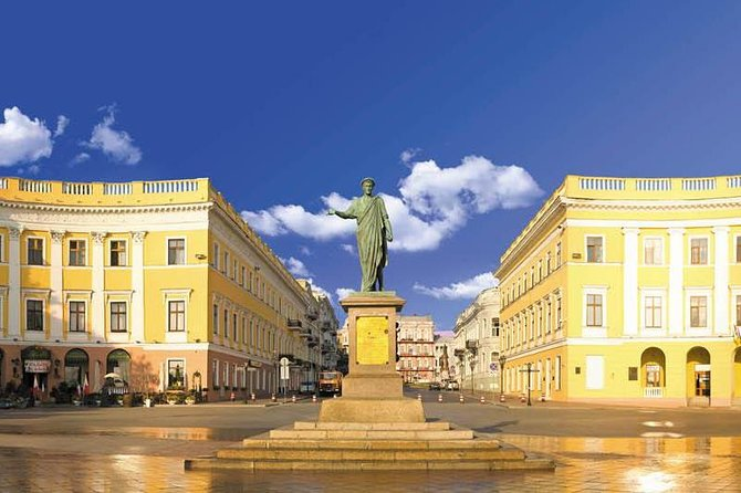1 Day Tour: Odessa Political Tour in Ukraine