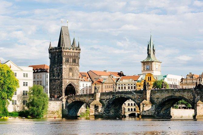 Prague Day Trip from Vienna