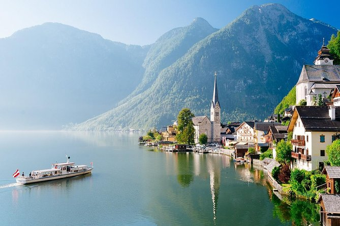 Day-trip from Vienna to Hallstatt