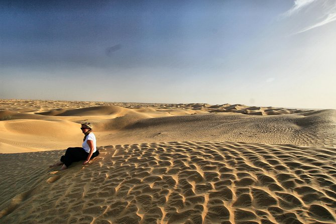 Rub Al Khali Empty Quarter and the lost Bedouin city 'Ubar' with Overnight photo 1