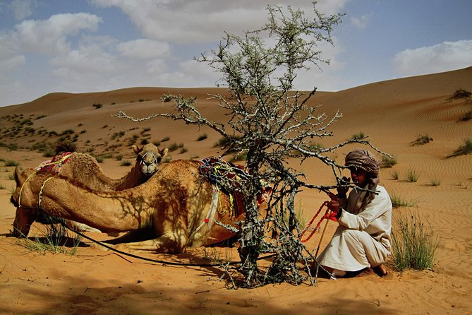 Camel Safari Oman Wahiba Sands 2 Days Trekking