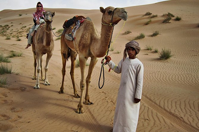 Private Camel Safari Tour to Oman Wahiba Sands photo 3