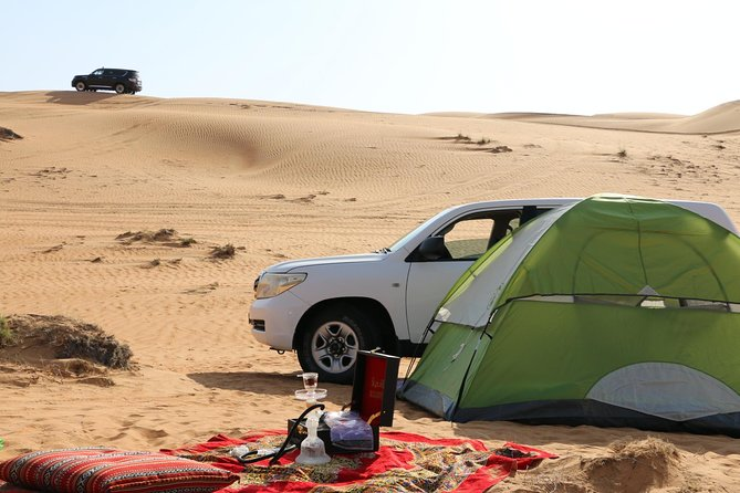 2-natt Wahiba Sands og Turtle Beach Tour med Camping