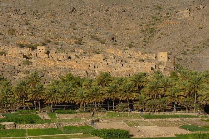 Privat tur til Misfat Al Abreyeen og Jebel Shams