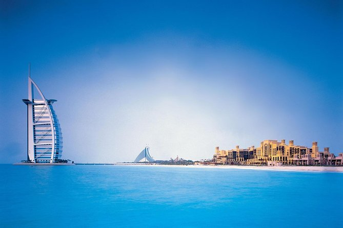 Dubai All-Day Tour Including Lunch