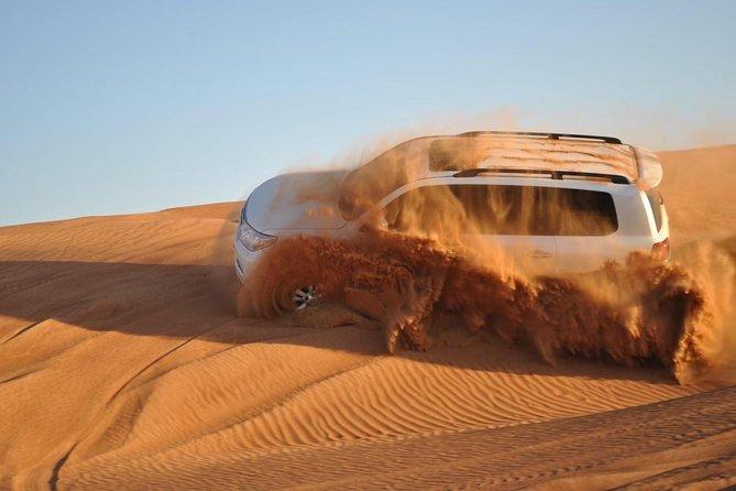 Private Desert Safari Dubai with BBQ Dinner