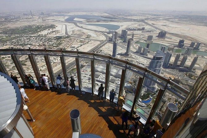Burj Khalifa with One Way Private Transfer