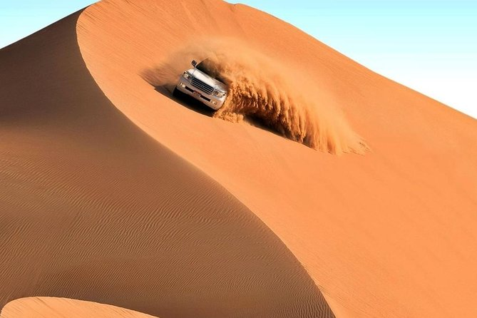 Private Full Day Rub Al Khali Liwa Desert Safari with Lunch