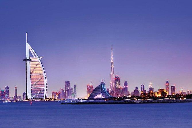 Combo Dubai Traditional Tour and Dinner Cruise Marina