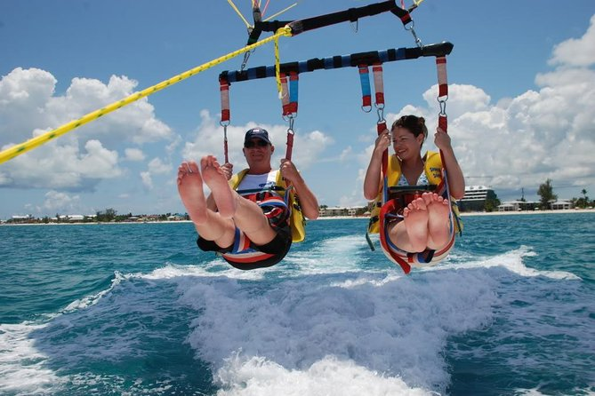 Parasail in the Grand Cayman
