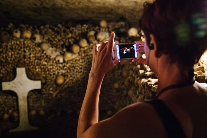 Catacombs Skip-the-Line Guided Tour photo 3