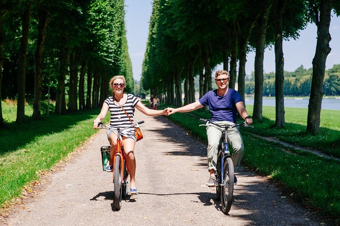 Day Bike Tour of Versailles from Paris