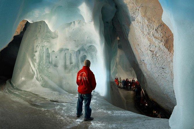 Private Tour: Werfen Ice Caves Adventure from Salzburg