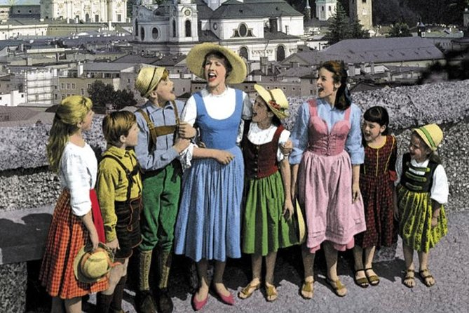 Private Custom Day Tour from Vienna: Original Sound of Music Tour in Salzburg