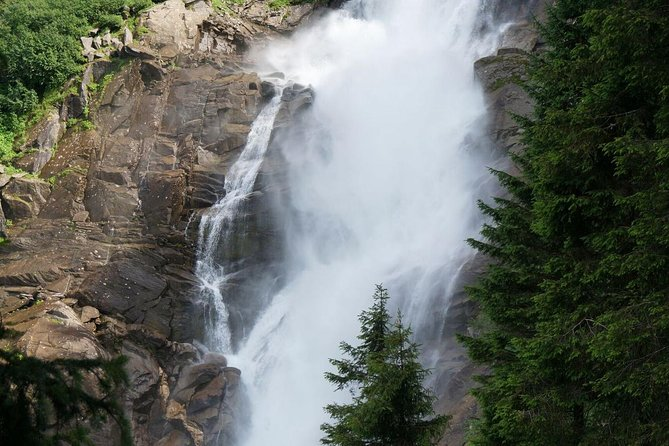 Krimml Waterfalls Full-Day Private Tour from Salzburg