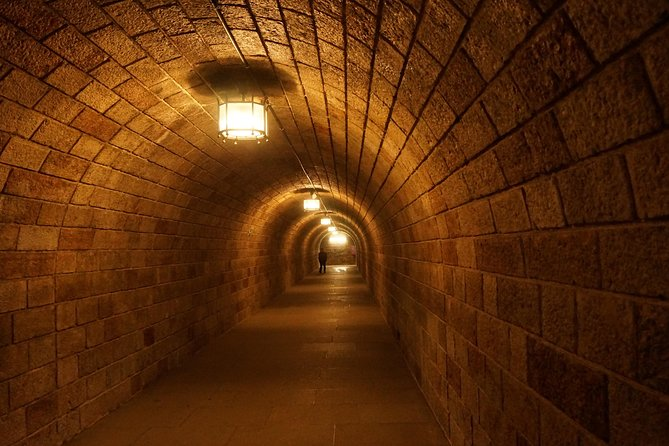 Tunnel to the Eagle's Nest