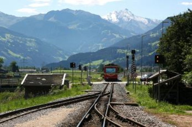 Salzburg Train Station Departure Transfer
