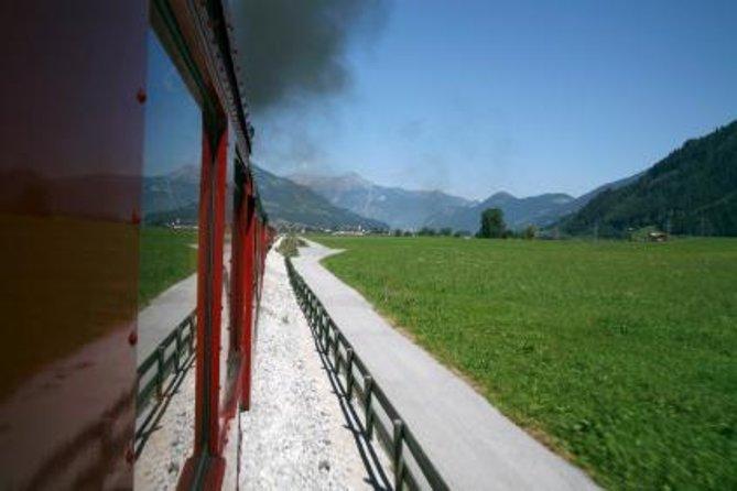 Aankomsttransfer vanaf het treinstation in Salzburg