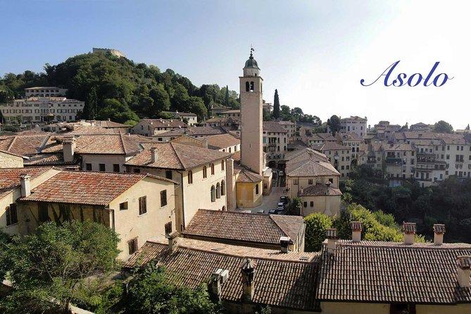 From Venice, the romantic Asolo, the Prosecco and Canova Museum