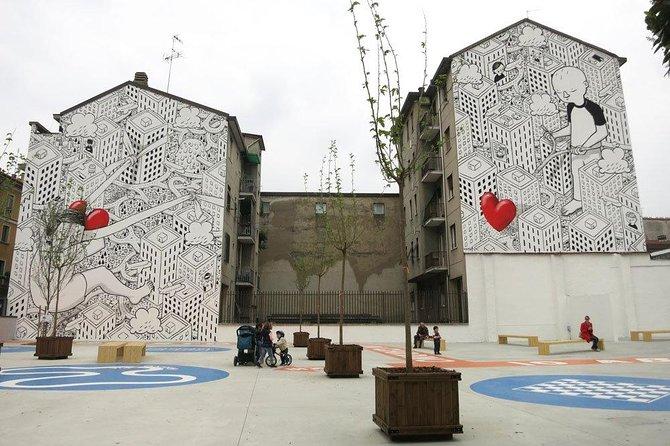 Private Tour: Milan Street Art Tour