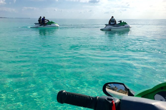 Ultimate Jetski Safari, Freeport, BAHAMAS
