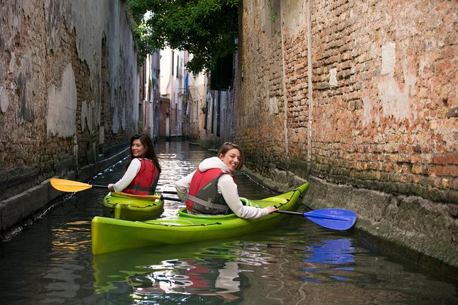 Real Venetian Kayak