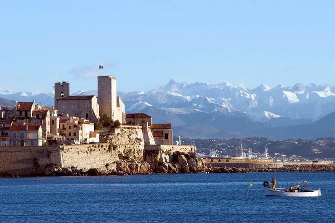 Full-Day Tour of Antibes from St-Jeannet