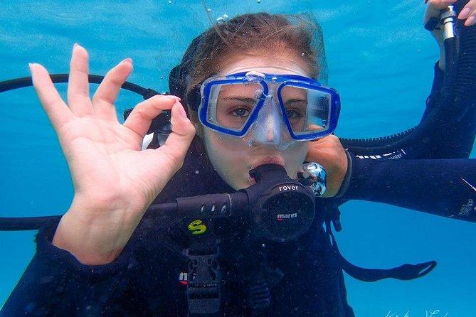 Expérience de plongée PADI pour enfants à Costa Calma