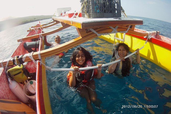 Hawaiian Outrigger Canoe and Snorkel Adventure photo 6