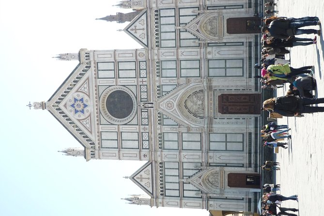 Private Tour: Santa Croce Church and the Artists' Quarter