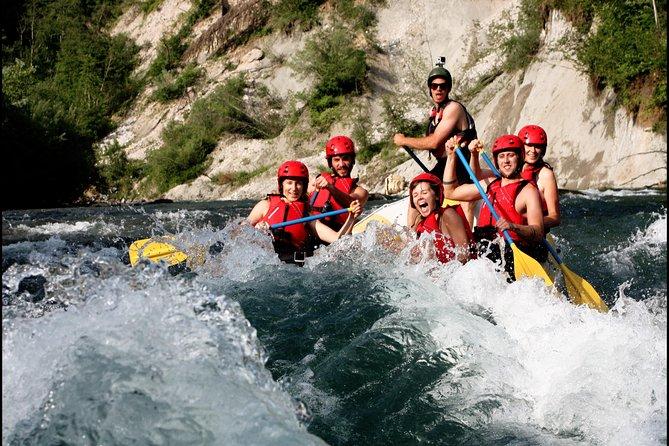 Raften in Bled