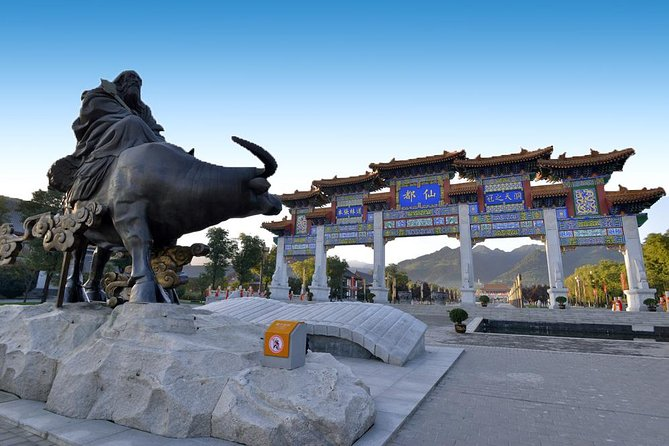Xi'an Private Taoist Day Tour: Chongyang Palace and Louguantai photo 1